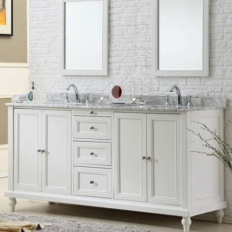 Buy Bathroom Vanities & Vanity Cabinets Online at Overstock.com | Our Best Bathroom Furniture Deals