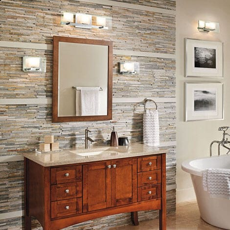 Perfect Bathroom Vanity Cabinet Gallery
