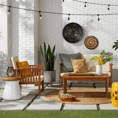 Shop the best garden and patio furniture deals online at Overstock