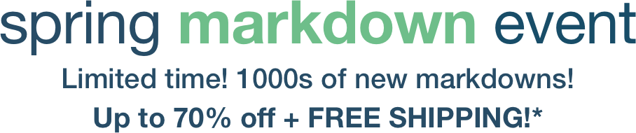 Spring Markdown Event mobile