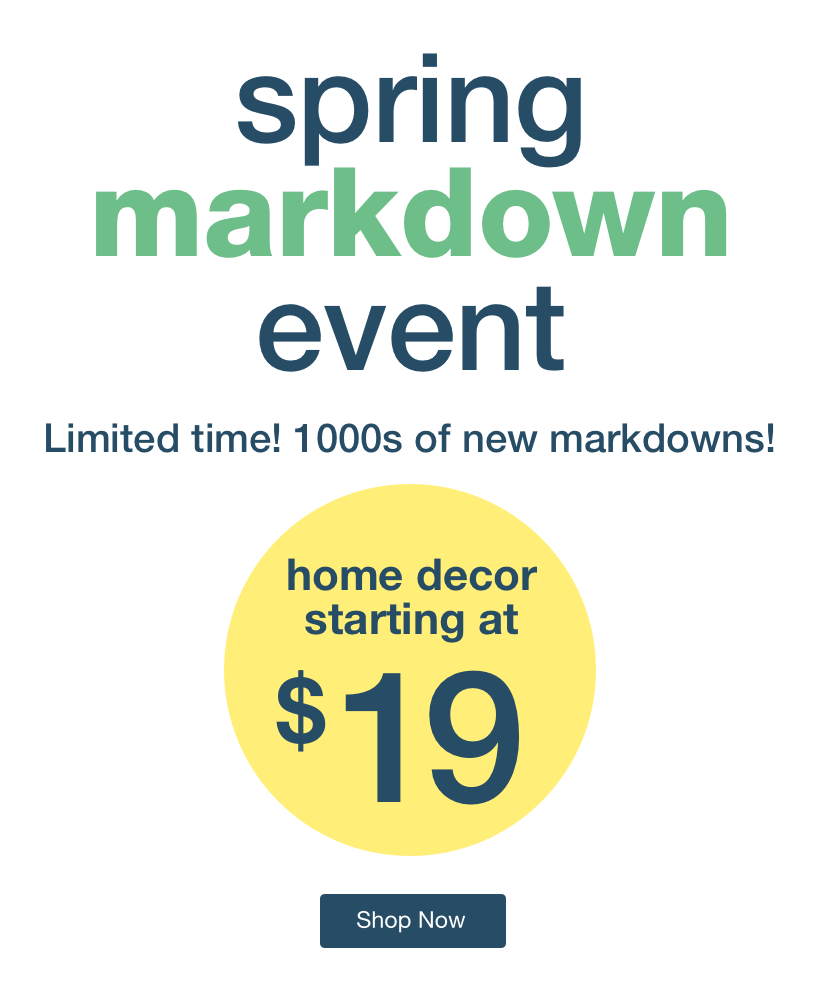 Spring Markdown Event