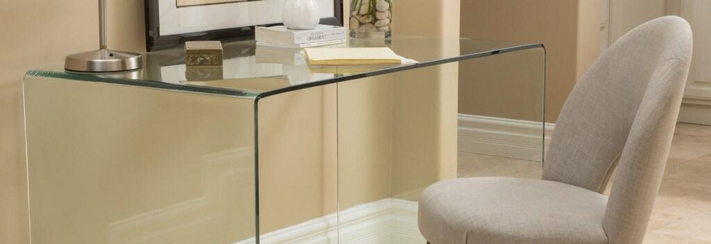 Glass Desks & Computer Tables Guide