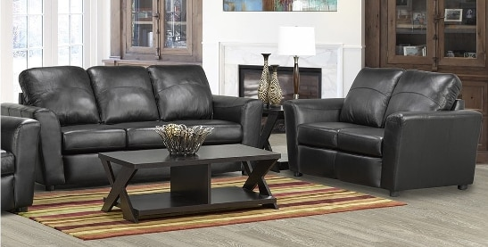 Buy Black Living Room Furniture Sets Online At Overstock.com | Our Best Living  Room Furniture Deals