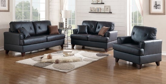 living room furniture sets black buy black living room furniture sets online at overstockcom our best deals