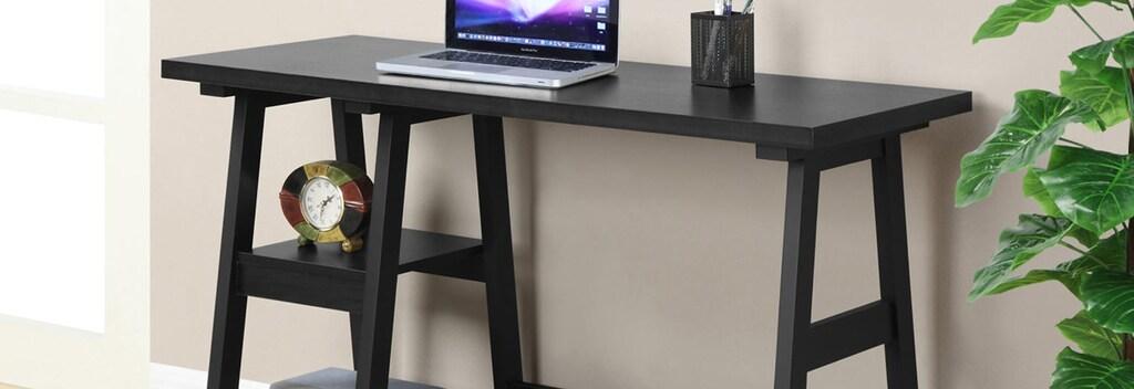Black Desks & Computer Tables Guide