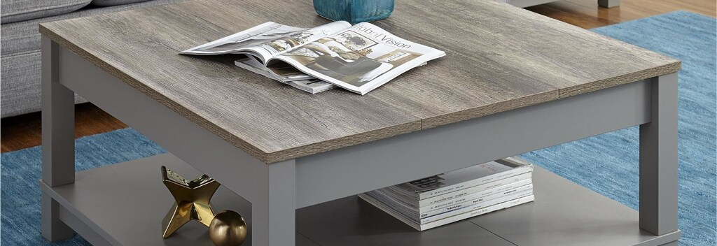 Grey Coffee, Console, Sofa & End Tables Guide