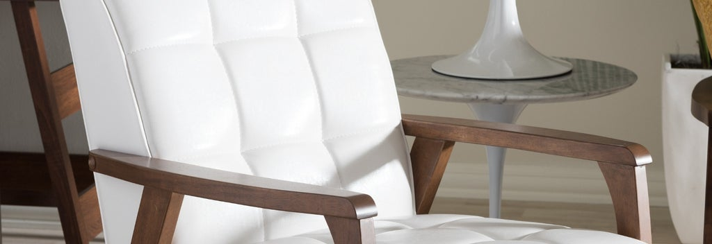 White Living Room Chairs Guide