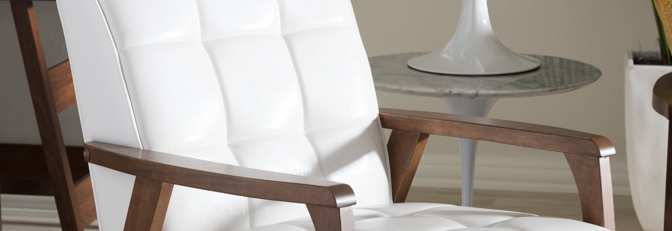 Amazing White Living Room Chairs Part - 9: White Living Room. Chairs Guide