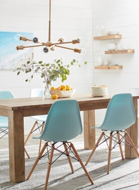 extra 15% off, select dining room furniture*