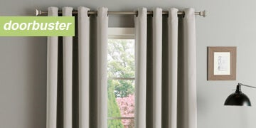 $64.99 Blackout Curtain Panel