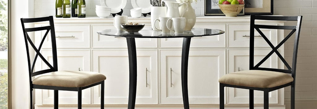 3-Piece Kitchen & Dining Room Sets Guide