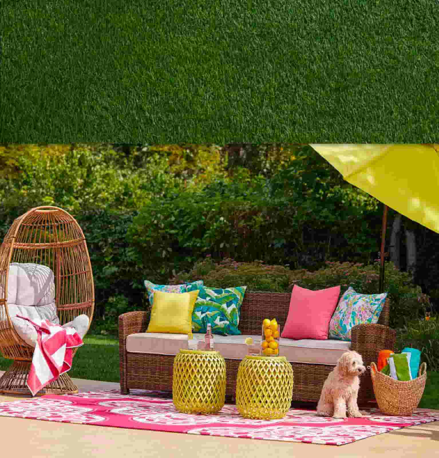 Patio Super Sale, 70% off 1000s of Items*  Shop Now,  FREE SHIPPING on EVERYTHING*