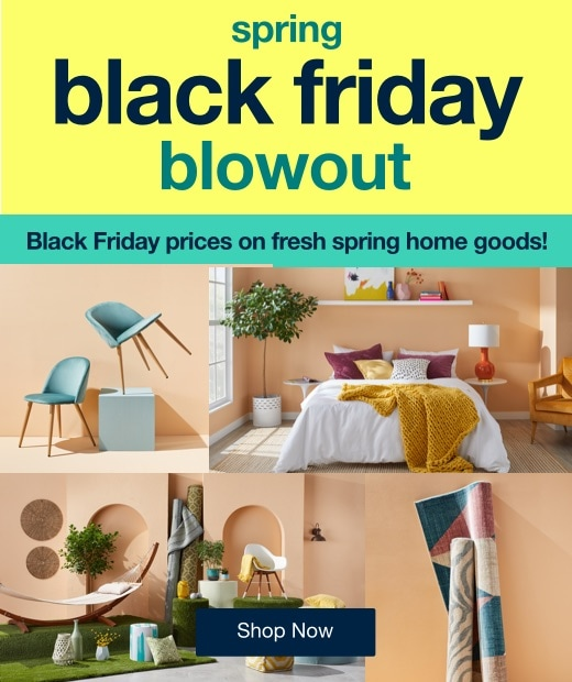 Spring Black Friday Sales & Deals