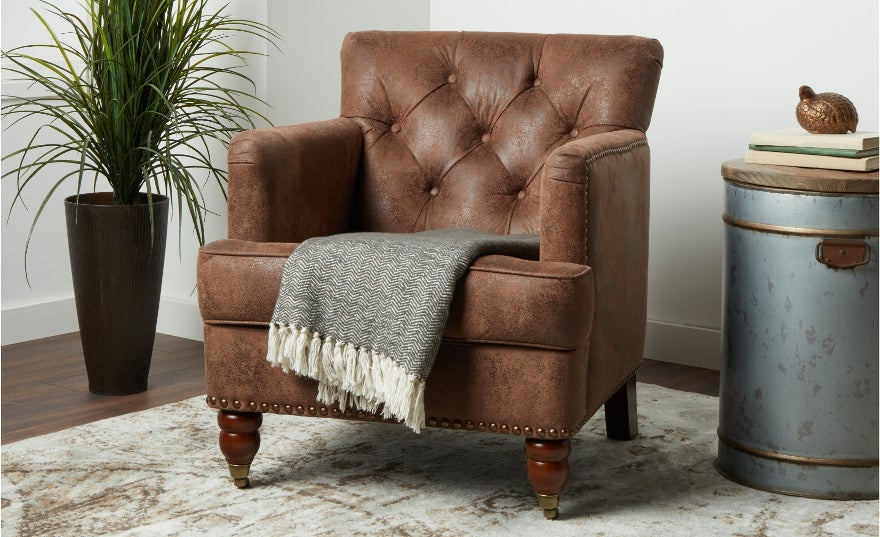 Club Chairs Living Room Online At Our Best Furniture Deals