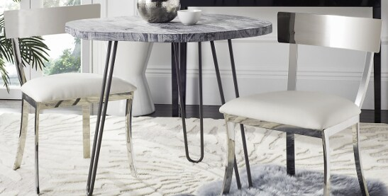buy modern contemporary kitchen dining room chairs online at overstockcom our best dining room bar furniture deals - Modern Kitchen Chairs