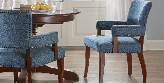 Blue Kitchen Dining Room Chairs Online At Our Best Bar Furniture Deals