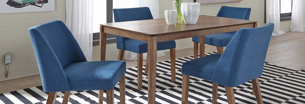 Buy Blue Kitchen Dining Room Chairs Online At Overstock