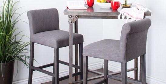 Buy Grey Counter U0026 Bar Stools Online At Overstock.com   Our Best Dining  Room U0026 Bar Furniture Deals