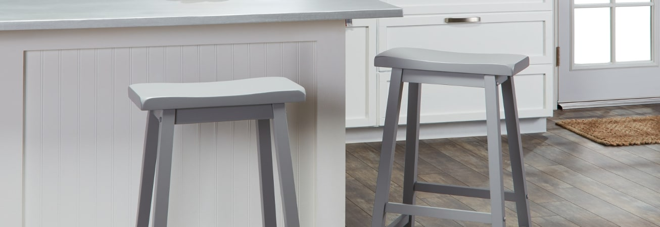 gray at home l avaz rouka stool exquisite upholstered stools grey bar