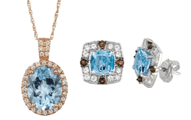 Shop beautiful Encore by Le Vian necklaces, rings and earrings at Overstock
