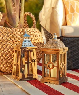 extra 20% off, select decorative accessories*