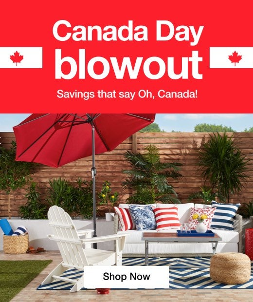 Canada Day Blowout mobile