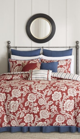 extra 15% off, select bedding & bath*