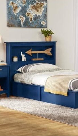 extra 15% off, select kids' furniture*