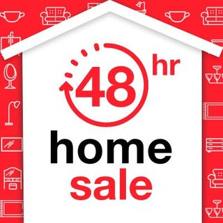 48 Hours Flash Sale at Overstock
