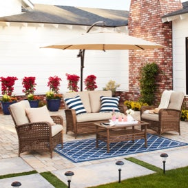 covered porch furniture outdoor summer patio furniture garden shop our best home goods deals online at overstockcom
