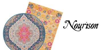 Select Area Rugs by Nourison*