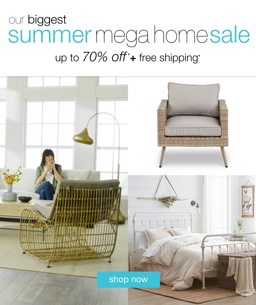 summer mega home sale