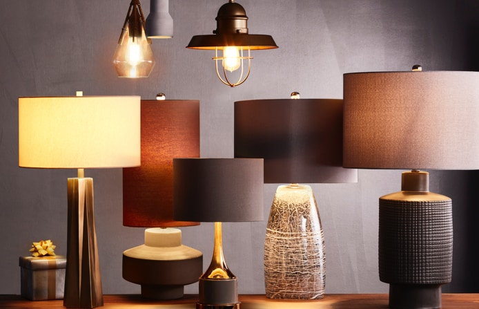 Interior home lighting Modern Trendy Lighting Styles To Brighten Your Home Heart Home Magazine Lighting Find Great Home Decor Deals Shopping At Overstockcom