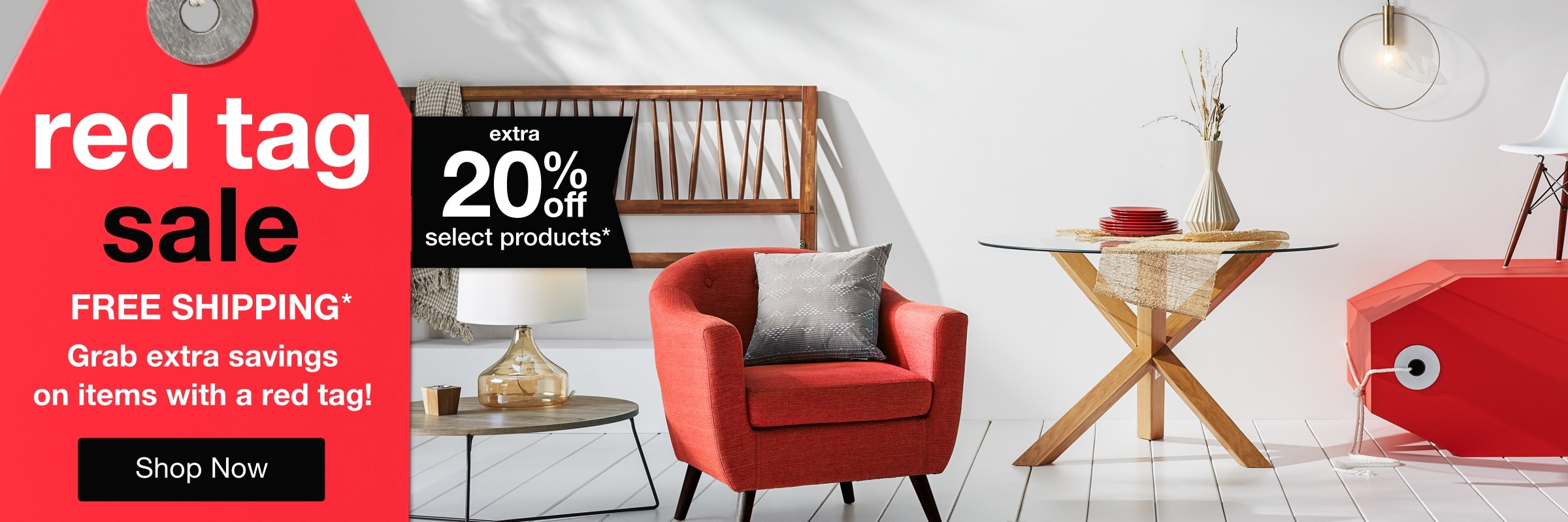 The Red Tag Sale desktop