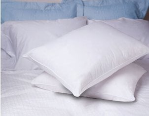 Comfortable pillows are essential for good sleep