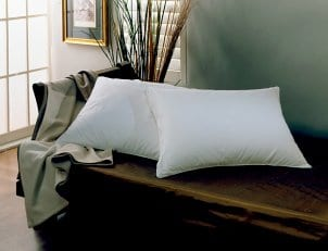Comfortable pillows are essential for a good night's rest
