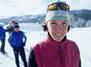 Snow sports are moreenjoyable with the right apparel