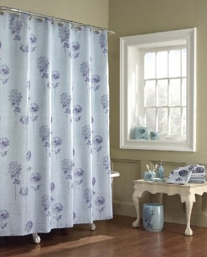 Curtains Ideas cleaning shower curtain : How to Clean a Cloth Shower Curtain | Overstock.com