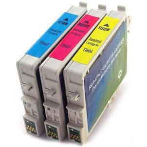Inkjet ink cartridges