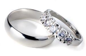 wedding bands - Overstock Wedding Rings