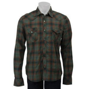 Men's Plaid Shirts