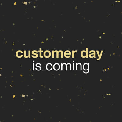 Customer Day Preview