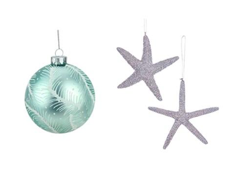 Beach Ornaments