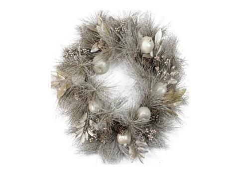 Winter Glam Wreath