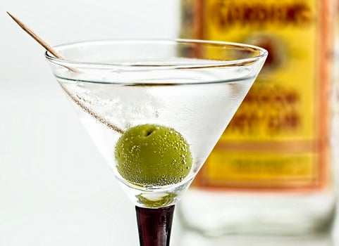 Mid-Century Cocktail