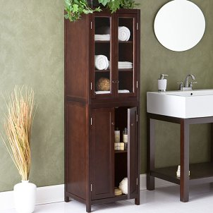 Top 5 Bathroom Cabinet and Storage Solutions | Overstock.com