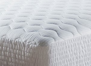 Mattress pad for a sleeper sofa