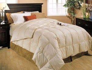Go green with organic bedding