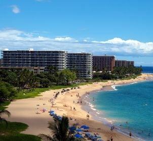 Honeymoon hotel in Hawaii