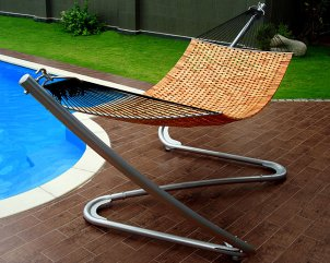 Comfortable and relaxing hammock